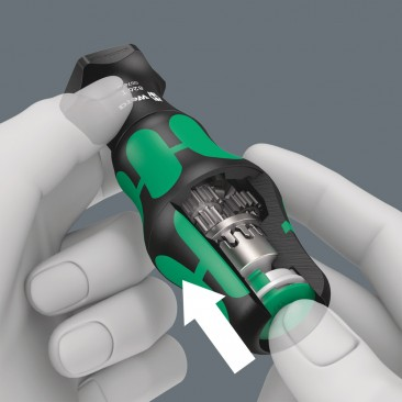 Kraftform Kompakt Turbo 1  - 05057482001 - Wera Tools
