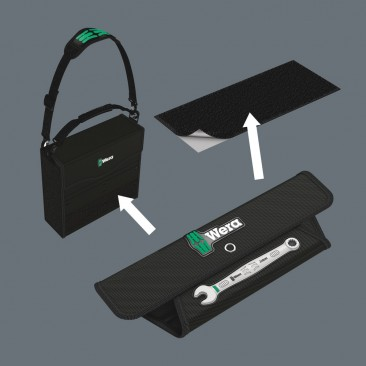 6003 Joker 5 Set 1 Jeu de clés mixtes  - 05020230001 - Wera Tools