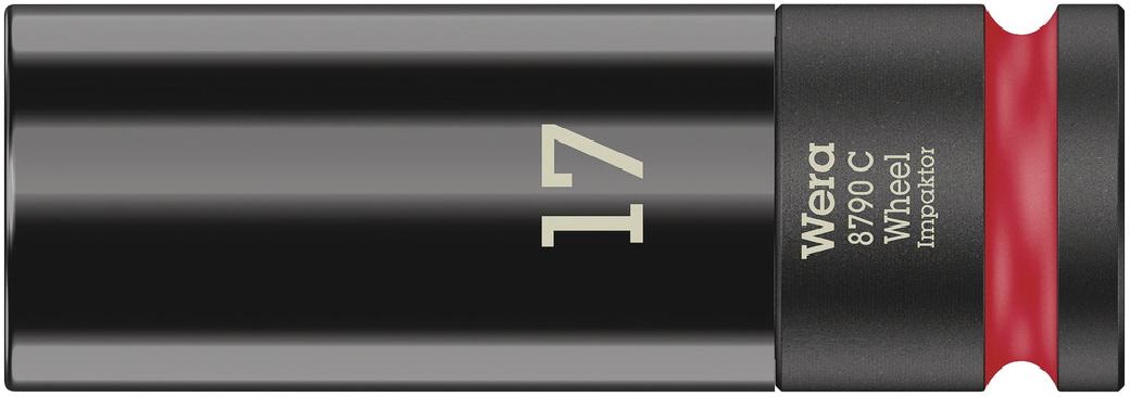 """8790 C Wheel Impaktor Douille à emmanchement 1/2""""  - 05004590001 - Wera Tools"""