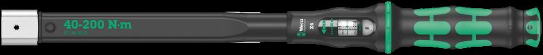 Clé dynamométrique à outil interchangeable Click-Torque X4  - 05075654001 - Wera Tools