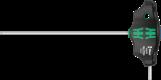 454 HF Tournevis hexagonal à manche en T Hex-Plus avec fonction de retenue syst imperial  - 05023359001 - Wera Tools