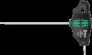 467 TORX HF Tournevis TORX à manche en T avec fonction de retenue  - 05023367001 - Wera Tools