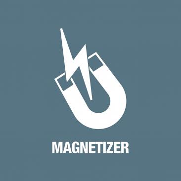 Wera Star - bloc de magnétisation  - 05073403001 - Wera Tools