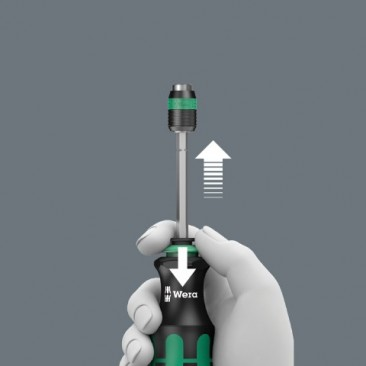 Kraftform Kompakt 20 Tool Finder 2 avec pochette  - 05051017001 - Wera Tools