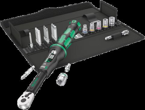 Click-Torque A 6 Set 1  - 05130110001 - Wera Tools