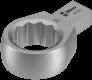 Clé à oeil interchangeable 7771 Forme C  - 05078633001 - Wera Tools