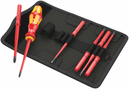 Kraftform Kompakt VDE 7 extra slim 1  - 05003475001 - Wera Tools