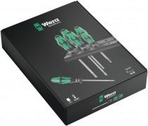 334/6 Rack Jeu de tournevis Kraftform Plus  - 05105650001 - Wera Tools