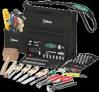 Wera 2go H 1 Composition d'outils pour le travail du bois 05134011001 - WERA Tools