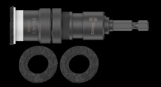 881/4/1 SB Porte-embouts à butée de profondeur réglable  - 05130002001 - Wera Tools