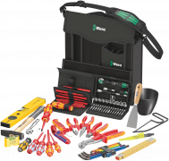 Wera 2go E 1 Composition d'outils pour électriciens 05134025001 - WERA Tools