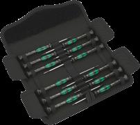 Jeu de tournevis électronicien Kraftform Micro 12 Universal 1  - 05073675001 - Wera Tools