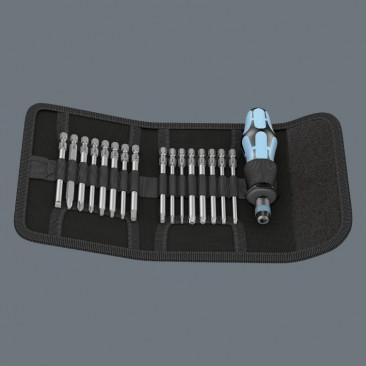 Kraftform Kompakt 60, acier inoxydable  - 05071116001 - Wera Tools