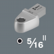 "Adaptateur d'embouts 5/16"" interchangeable 7774/2  - 05078641001 - Wera Tools"