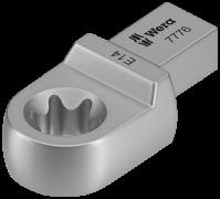 Clé à œil -TORX® interchangeable 7776 Forme B  - 05078664001 - Wera Tools