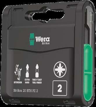 Bit-Box 20 BTH PZ  - 05057762001 - Wera Tools