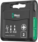 Bit-Box 20 BTH PZ  - 05057762001 - Wera Tools