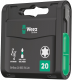 Bit-Box 20 BTZ TX  - 05057771001 - Wera Tools