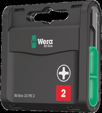 Bit-Box 20 PH  - 05057750001 - Wera Tools