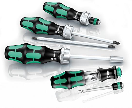 Kraftform Kompakt par Wera Tools